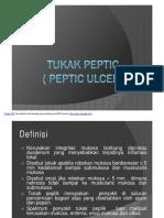 Tukak Peptic