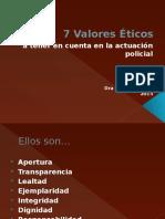 2 PPT 7 Valores Eticos
