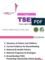 Breastfeeding Tsek Advocacy