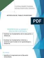 Educación a Distancia - Ingles.a 5-3