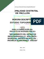 06 Estudio Basico Topografico - LLAMAC