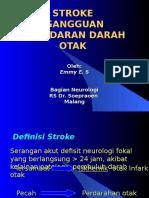 Kuliah Stroke