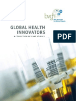BVGH Global Health Innovators Case Studies