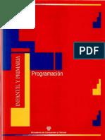 Programacion Infantil y Primaria (MEC, 1996)[1]