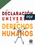 Declaración DDHH ONU Animada