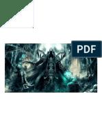 Art Diablo III Reaper of Souls Malthael
