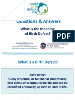 what is the meaning of  birth defect- wbdd