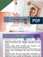 deodoran