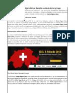 Client Léger de Bureau - IGEL Technology France