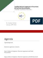 01 Austria Presentation Doeller Electronic Signatures Final