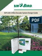 Man ESP LXD2 Wire Decoder System DesignGuide