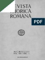 Giurescu, Constantin C., Harta Stolnicului Constantin Cantacuzino