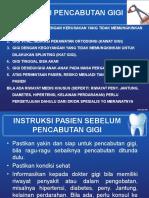 Indikasi Pencabutan Gigi