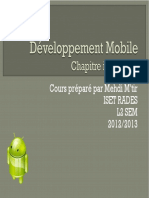 Android Chapitre1 Introduction