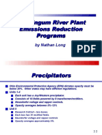 Plant Emissions Reduction Pgm