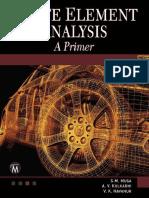 Finite Analysis