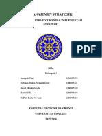 Kelompok 3_strategi Tingkat Bisnis Dan Imlementasi Strategi