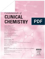 Fundamentals of Clinical Chemistry Copy