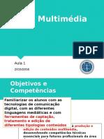 Edição Multimédia