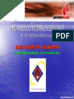 06 Hydraulic Workover Unit - Trisakti 25 Nov 2006