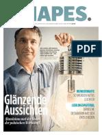 Shapes Magazine 2015 #1 German
