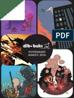 Novedades Dibbuks 2016