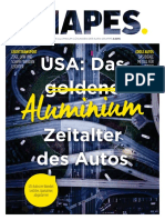 Shapes Magazine 2015 #2 German