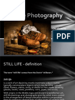 history of still life photography pdf