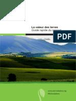 ELD Report Quick Guide La Valeur Des Terres French