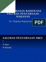 Pem Radiologi Sal Pencernaan Makanan
