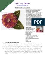 Tutorial. Floral Fantasy Brooch.rev 041310