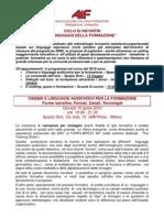 Linguaggi e Formazione Programma 15.4