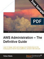 AWS Administration – The Definitive Guide - Sample Chapter