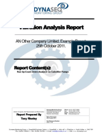 VA Example Technical Report
