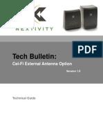 NextivityTechBulletin Antenna Spec