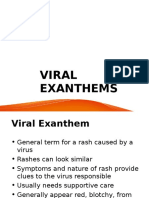 Viral Exanthem(Main)