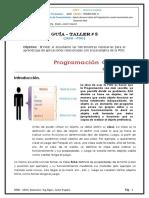 Guía - Laboratorio  # 3_Java(2)