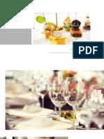 Estrel Catering Imagebroschüre
