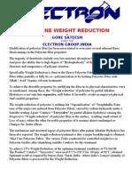 Alkaline Weight Reduction