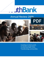 YouthBank Annual Review 2009