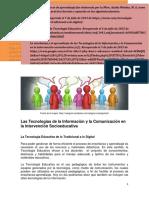 13262022Las Tecnologías de La Información y La Comunicación en La Intervención Socioeducativa