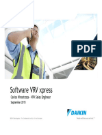 Software VRV Xpress
