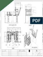 Planos Plataforma de Mantenimiento de Codo 36 Pulg