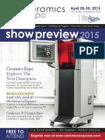 Ceramics News 2015