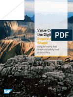 Value Creation in the Digital Mine