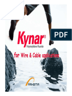 Kynar Kynarflex for Cables IIT