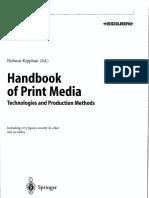 Handbook Print Media-Index