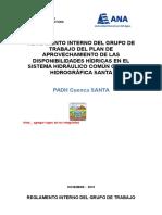 Reglamento Interno Padh Cuenca Santa Modificado Aprobado