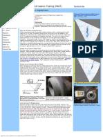 NDE Associates, Inc. - Ultrasonic Testing - Phased Array