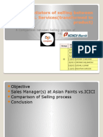 SellingProcess(Asian Paints Vs. Icici)-Group1_Assignment1.pptx